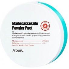 Пудра компактная с мадекассоидом A`Pieu Madecassoside Powder Pact