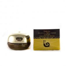 Интенсивно восстанавливающий крем с экстрактом королевской улитки FARMSTAY Escargot Noblesse Intensive Cream