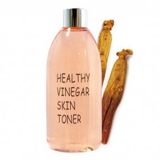 Уксусный тонер на основе ферментированного экстракта красного женьшеня REALSKIN Healthy Vinegar Skin Toner Red Ginseng