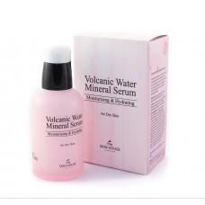 Увлажняющая сыворотка с вулканической минеральной водой THE SKIN HOUSE Volcanic Water Mineral Serum