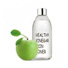 Уксусный тонер на основе ферментированного экстракта яблока REALSKIN Healthy Vinegar Skin Toner Apple