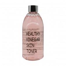 Уксусный тонер на основе ферментированного экстракта лимонника REALSKIN Healthy Vinegar Skin Toner Omija