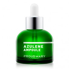 Ампульная сыворотка с азуленом для чувствительной кожи Proud Mary Azulene Ampoule 50 мл