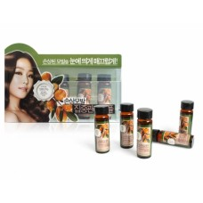 Набор ампул для волос с аргановым маслом CONFUME Argan Treatment Hair Ampoule 15ml x 5