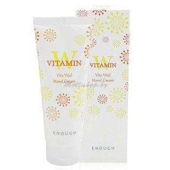 ENOUGH W Collagen Vita Hand Cream – крем для рук с витаминным комплексом