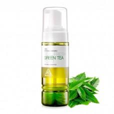 Очищающая пенка Neogen Dermalogy Real Fresh Foam - Green Tea