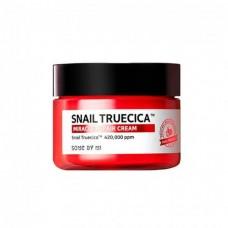 Восстанавливающий крем с муцином чёрной улитки Some By Mi Snail Truecica Miracle Repair Cream
