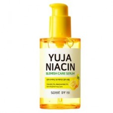 Сыворотка с витамином С и ниацинамидом для сияния кожи Some By Mi Yuja Niacin Blemish Care Serum