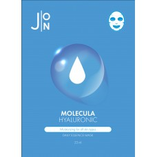 Маска с гиалуроновой кислотой J:ON Molecula Hyaluronic Daily Essence Mask