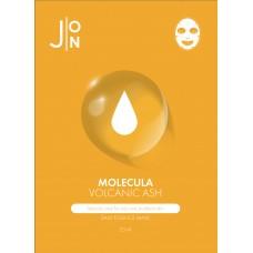 Маска с вулканическим пеплом J:ON Molecula Volcanic Ash Daily Essence Mask