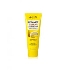 Нежная кремовая пенка для умывания с керамидами и экстрактом лимона Eyenlip Ceramide Lemon Cleansing Foam