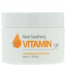 Витаминный гель с алоэ для осветления пигментации THE SKIN HOUSE Aloe Soothing Vitamin Gel