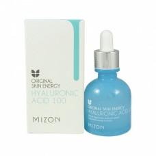 Гиалуроновая сыворотка для интенсивного увлажнения MIZON Hyaluronic Acid 100