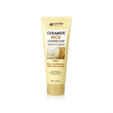 Рисовая пенка EYENLIP Ceramide Cleansing Foam - Rice