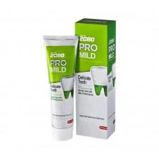 Зубная паста для чувствительных зубов и десен Мягкая защита Dental Clinic 2080 PRO-Mild Tooth Paste