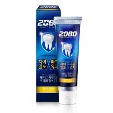 Зубная паста супер защита Голд KERASYS Dental Clinic 2080 Power Shield Gold Spearmint