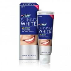Отбеливающая зубная паста Dental Clinic 2080 Shining White Toothpaste