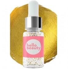 Сыворотка золотая перед макияжем, с красными водорослями и 24-каратным золотом 10 ml