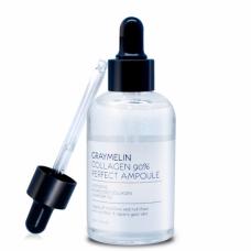 Ампульная сыворотка с морского коллагена Graymelin Collagen 90% Perfect Ampoule