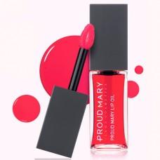 Питательное масло для губ «Клубника» Proud Mary 01 Strawmary Lip Oil