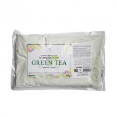 Альгинатная маска успокаивающая и антиоксидантная с экстрактом зеленого чая ANSKIN Modeling Mask Green Tea For Balance & Calming (мягкая упаковка)