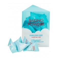 Скраб для лица с содой в пирамидках Etude House Baking Powder Crunch Pore Scrub