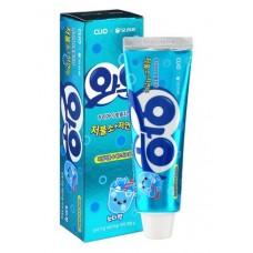Детская зубная паста CLIO Wow Toothpaste - 3. Soda - лимонад