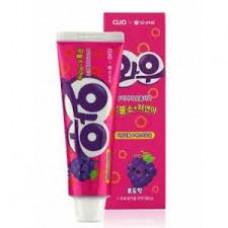 Детская зубная паста CLIO Wow Toothpaste - 1. Grape - виноград