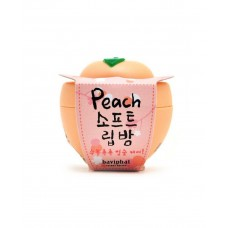 Бальзам для губ с фруктовыми экстрактами - Персик BAVIPHAT Soft Lip Balm