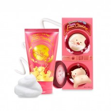 Пенка для умывания ELIZAVECCA Clean Piggy Pink Energy Foam Cleansing