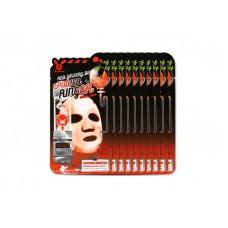 Увлажняющие тканевые маски Elizavecca Deep Power Ringer Mask Pack - С экстрактом красного женьшеня