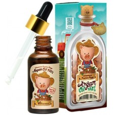 Масло арганы 100% для лица, тела, волос ELIZAVECCA Farmer Piggy Argan Oil 100%