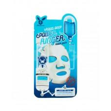 Увлажняющие тканевые маски Elizavecca Deep Power Ringer Mask Pack - С натуральным увлажняющим фактором