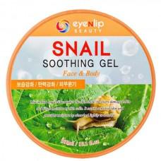 Успокаивающий гель с муцином улитки для лица и тела EYENLIP Snail Soothing Gel Face & Body