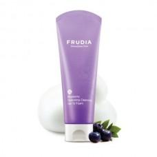 Пенка для умывания Frudia Blueberry Hydrating Cleansing Gel To Foam
