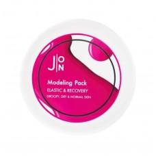 Альгинатная маска для эластичности и восстановления Modeling Pack Elastic & Recovery Pack 18г