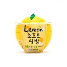 Бальзам для губ с фруктовыми экстрактами - Лимон BAVIPHAT Soft Lip Balm