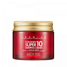 Ночной Крем Для Лица С Коллагеном MEDI-PEEL Collagen Super10 Sleeping Cream (70ml)