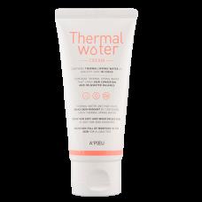 Увлажняющий крем с термальной водой A`PIEU Thermal Water Cream
