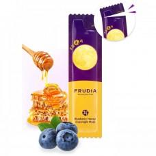 Ночная маска с медом и экстрактом черники Frudia Blueberry Honey Overnight Mask