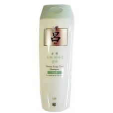 Ryo Derma Scalp Care Shampoo — Мягкий шампунь для жирной и чувствительной кожи головы 180 мл
