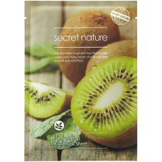 Листовая маска Secret Nature Sheet Mask - киви