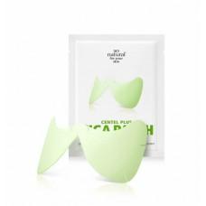 Успокаивающая локальная маска для области щёк So Natural Centel Plus Cica Patch