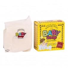 Тайское деликатное травяное мыло для детей Baby soap Natural balance Madame Heng Madame Heng