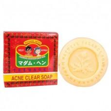 Мыло для лечения угревой сыпи Madame Heng