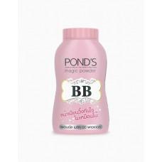 Рассыпчатая парфюмированная пудра BB Ponds magic powder