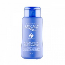 Мягкий освежающий шампунь с экстрактом мяты и сосны Incus Cooling Silk Shampoo