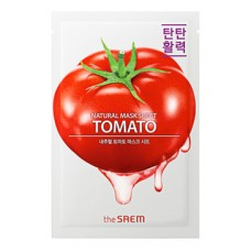 ТКАНЕВАЯ МАСКА С ЭКСТРАКТОМ ТОМАТА NATURAL TOMATO MASK SHEET 21МЛ