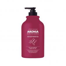 Шампунь с экстрактом аронии для окрашенных волос, EVAS Pedison Institut-beaute Aronia Color Protection Shampoo 500ml