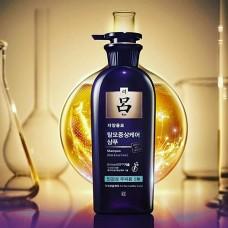 Лечебный шампунь против выпадения волос Ryo Hair Loss Care Shampoo GinsenEX (For Sensitive Scalp) 400 ml
